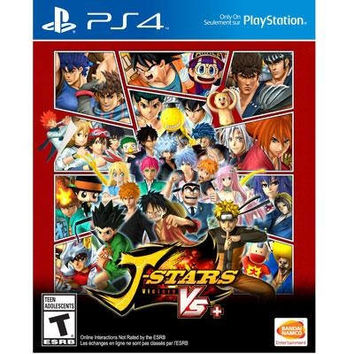 Namco Bandai Entertainment - 12023 - J Stars Victory Vsplus Ps4 | Overstock.com Shopping - The Best Deals on Electrical Hand Tools