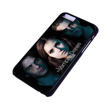 THE VAMPIRE DIARIES iPhone 4/4S 5/5S 5C 6 6S Plus Case Cover