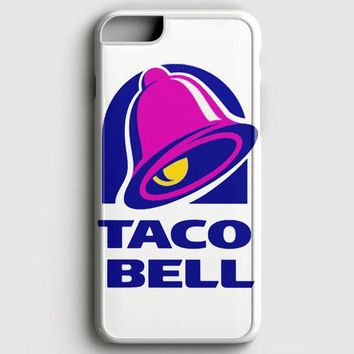 Taco Bell  Tshirt White iPhone 6 Plus/6S Plus Case