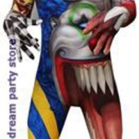 Men's Monster Collection The Clown Morphsuit Adult Costume