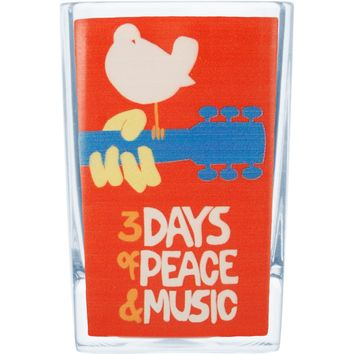 Woodstock Shot Glass