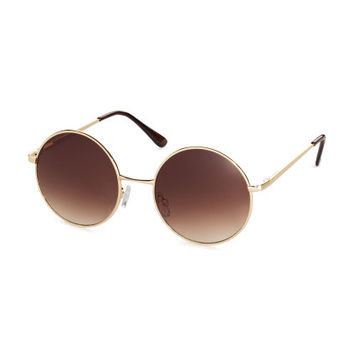 H&M Round Sunglasses $9.99