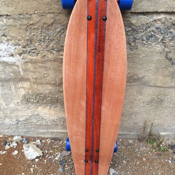 "Swallow Tail Cruiser 30"" x 8"" Skateboard Complete"