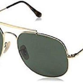 Ray-Ban RB3561 General Aviator Sunglasses