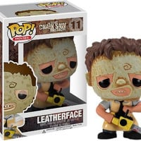 Funko Pop Movies: Leatherface Vinyl Figure
