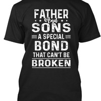 Father And Sons A Special Bond Shirt