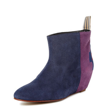 Oles Hidden Wedge Bootie