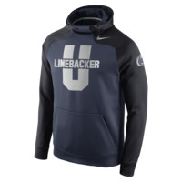 Nike Championship Drive Hyperspeed Pullover (Penn State) Men's Training Hoodie