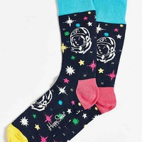 Happy Socks X Billionaire Boys Club Space Sock