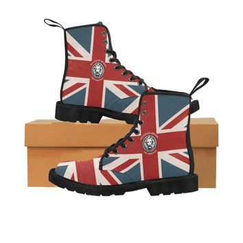 NFA The Original Union Jack black boots Boots for Men