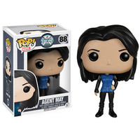 Melinda May Agents Of SHIELD Pop Heroes Bobble Head Vinyl Figure