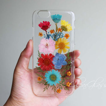 Handmade Real Natural Pressed Flower iphone 6 case iPhone 6 plus case iphone 4s 5 5s 5c case samsung galaxy s4 s3 s5 case iphone 5c case