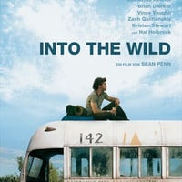 Into The Wild (German) 11x17 Movie Poster (2007)