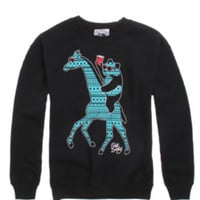 Riot Society Tribal Tiff Crew Fleece at PacSun.com