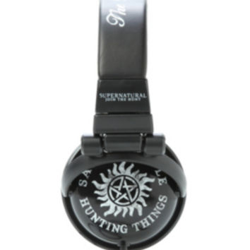 Supernatural Family Business Headphones