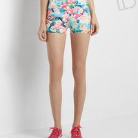 LLD Digi Floral Volleyball Shorts