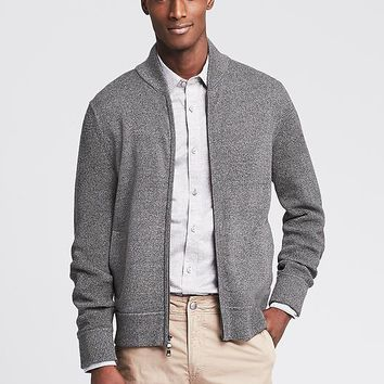 Banana Republic Mens Bomber Sweater from Banana Republic | Things