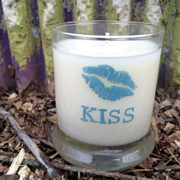 Bella White Candle, Medium Scented Candle, Soy Wax Candle, Paraffin Wax Candle, Home Accessory, Gift For Her, Valentines Gift