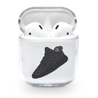 Yeezy Pirate Black Airpods Case