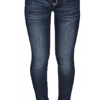 Miss Me DK 399 Mid Rise Skinny Jeans