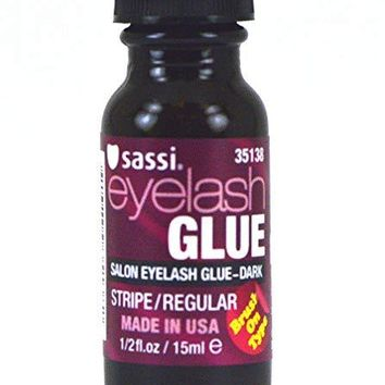 SASSI EYELASH GLUE AND REMOVER