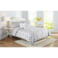 Walmart: Better Homes and Gardens Irongate 5-Piece Bedding Comforter Set