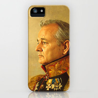 Bill Murray - replaceface iPhone Case by Replaceface