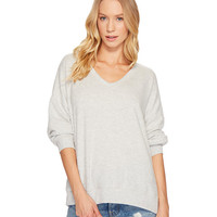 Project Social T Can't Help Myself Cozy V-Neck Top