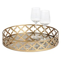 Meridian Tray | Bar-tables-trays | Tabletop-and-bar | Z Gallerie
