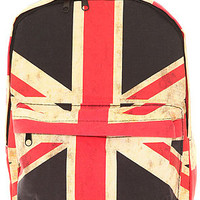 *MKL Accessories The Distressed UK Canvas Backpack : Karmaloop.com - Global Concrete Culture