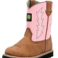 Kid's Classic Pull-On Boot - Pink