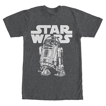 Star Wars Classic R2D2 Mens T-Shirt