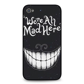 were ah mad here art iPhone 4 | 4S Case
