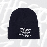 The Story so Far - Logo Beanie (Navy)