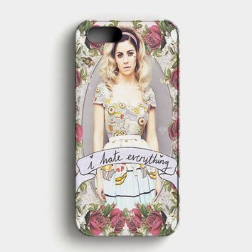 Marina And The Diamond  I Hate Everything iPhone SE Case
