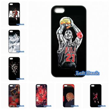 NBA MVP Michael Jordan Phone Cases Cover For HTC One M10 For Microsoft Nokia Lumia 540 550 640 950 X2 XL