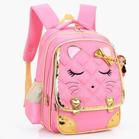 Mochilas Schoolbags Waterproof New Children School Bags For Girls & Boys Backpack Kid Bag Girl Schoolbook Bag Gift Bags Bolsas