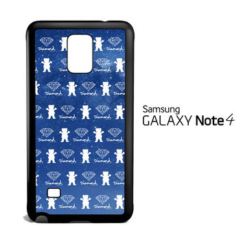 Grizzly Griptape Wallpaper X2283 Samsung Galaxy Note 4 Case