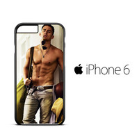 Channing Tatum Magic Mike V0296 iPhone 6 Case