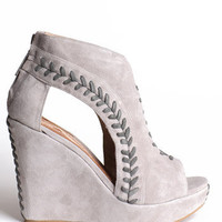 Matiko Pocca Wedges - $184.00 : ThreadSence.com, Your Spot For Indie Clothing  Indie Urban Culture