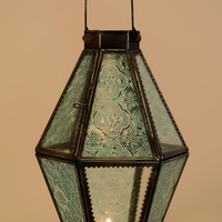 Magical Thinking Pressed Glass Lantern - Urban Outfitters
