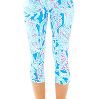 Luxletic Shawn Cropped Legging | Lilly Pulitzer