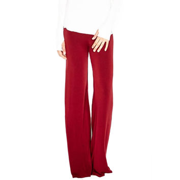 Derby Wide Leg Pant by Michael Lauren