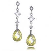 Bling Jewelry Trickle Down Earring