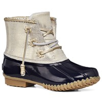 Chloe Duck Boot in Midnight by Jack Rogers - FINAL SALE
