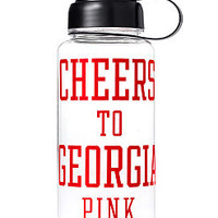 University of Georgia Water Bottle - PINK - Victoria's Secret