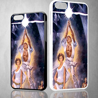 Star Wars New Hope X1339 iPhone 4S 5S 5C 6 6Plus, iPod 4 5, LG G2 G3 Nexus 4 5, Sony Z2 Case