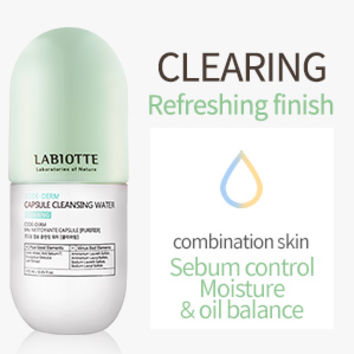 [LABIOTTE] Code Derm Capsule Cleansing Water (250ml) (Clearing)