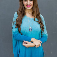 Gulf Shores Tunic in Blue