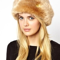 Ted Baker Karah Faux Fur Cossack Hat